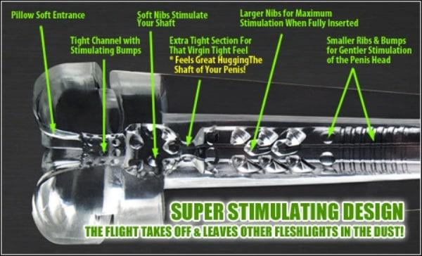 Fleshlight Flight pilot & instructor review